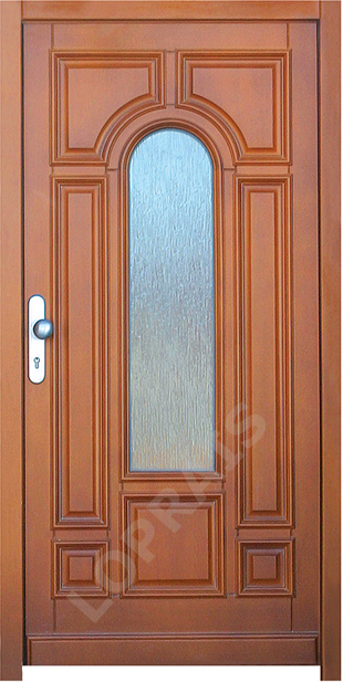 Vchodové dveře - Intériérové dveře Sapeli