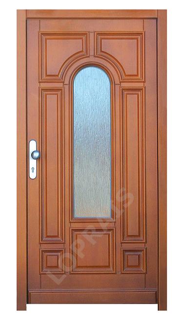 Vchodové dveře HAMBURG - Intériérové dveře Sapeli