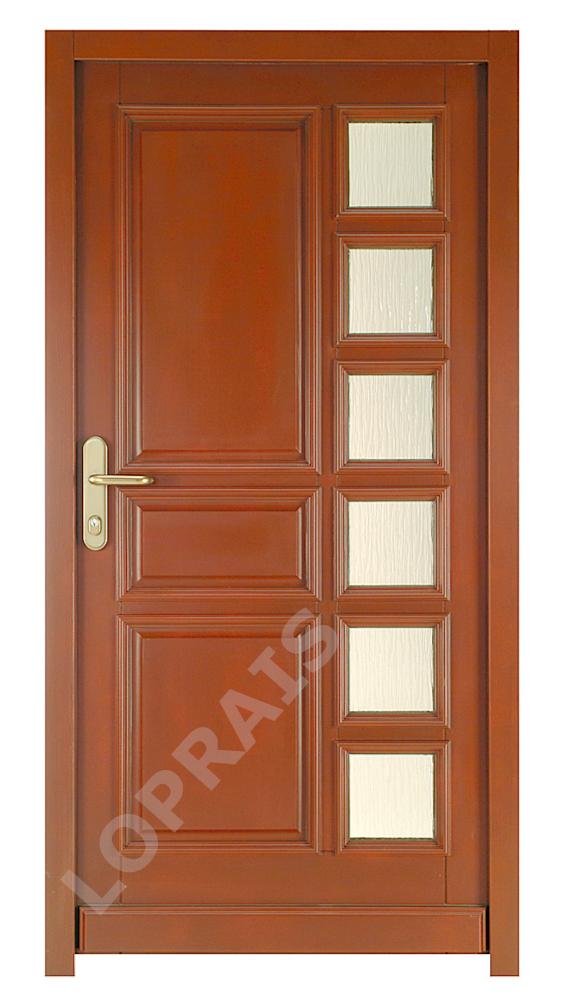 Vchodové dveře OTROKOVICE - Intériérové dveře Sapeli