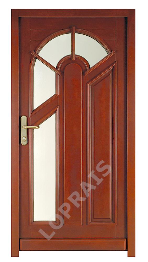 Vchodové dveře VERSAI - Intériérové dveře Sapeli