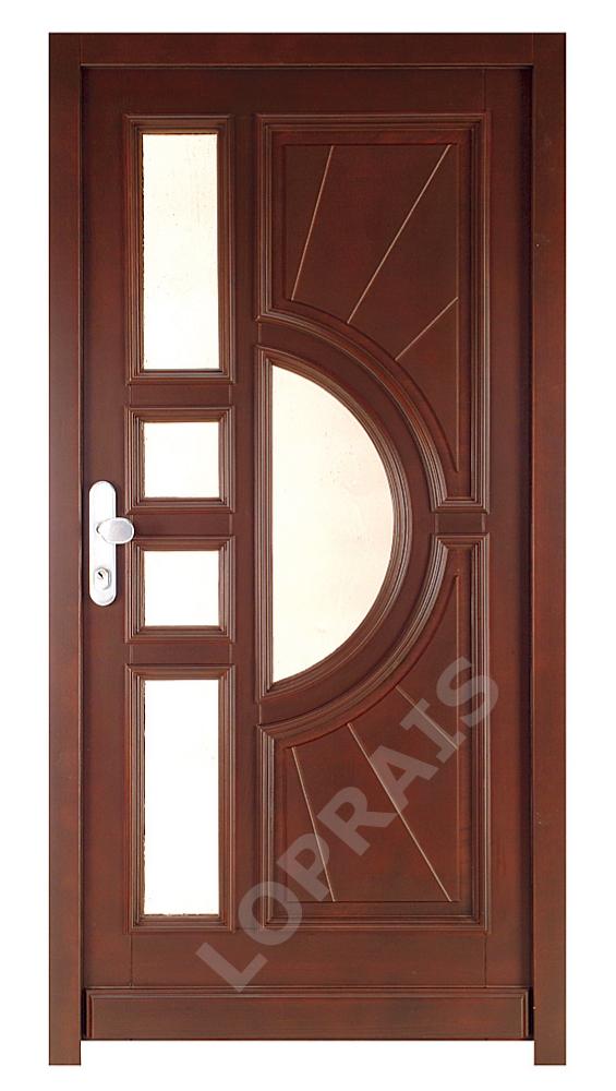 Vchodové dveře NEAPOL - Intériérové dveře Sapeli