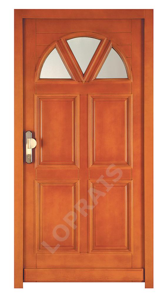 Vchodové dveře MODEN - Intériérové dveře Sapeli