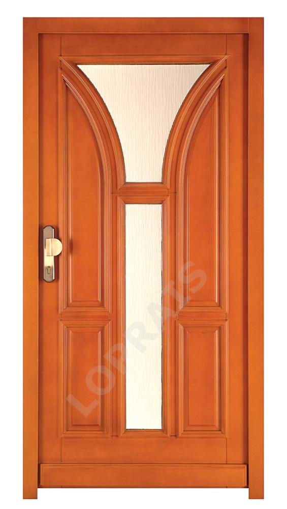 Vchodové dveře LINZ - Intériérové dveře Sapeli