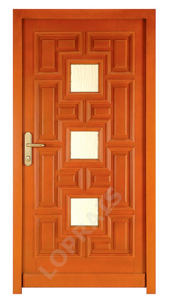 Vchodové dveře DIPLOMAT - Intériérové dveře Sapeli