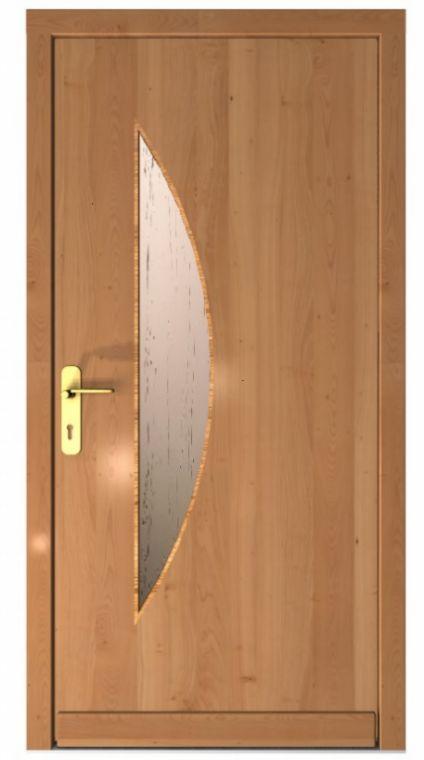 Vchodové dveře LINEA 64 - Intériérové dveře Sapeli