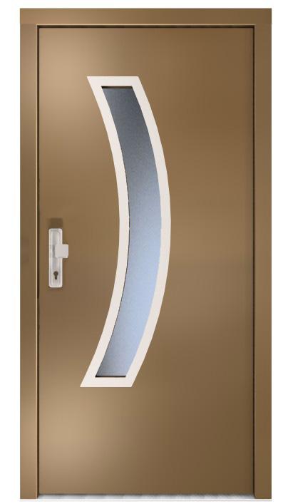 Vchodové dveře NER - Intériérové dveře Sapeli