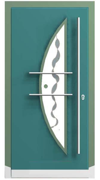 Vchodové dveře LINEA 64-2 - Intériérové dveře Sapeli