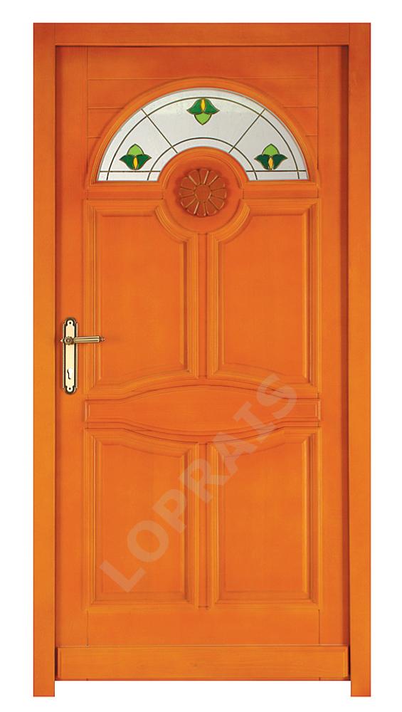 Vchodové dveře VESELÍ - Intériérové dveře Sapeli