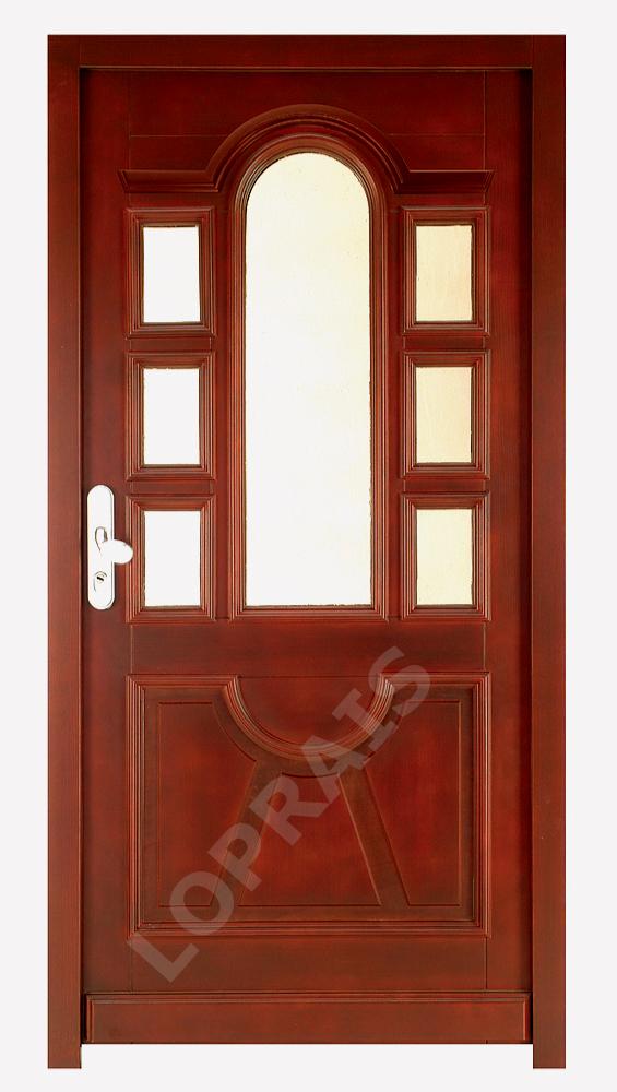 Vchodové dveře VERONA - Intériérové dveře Sapeli
