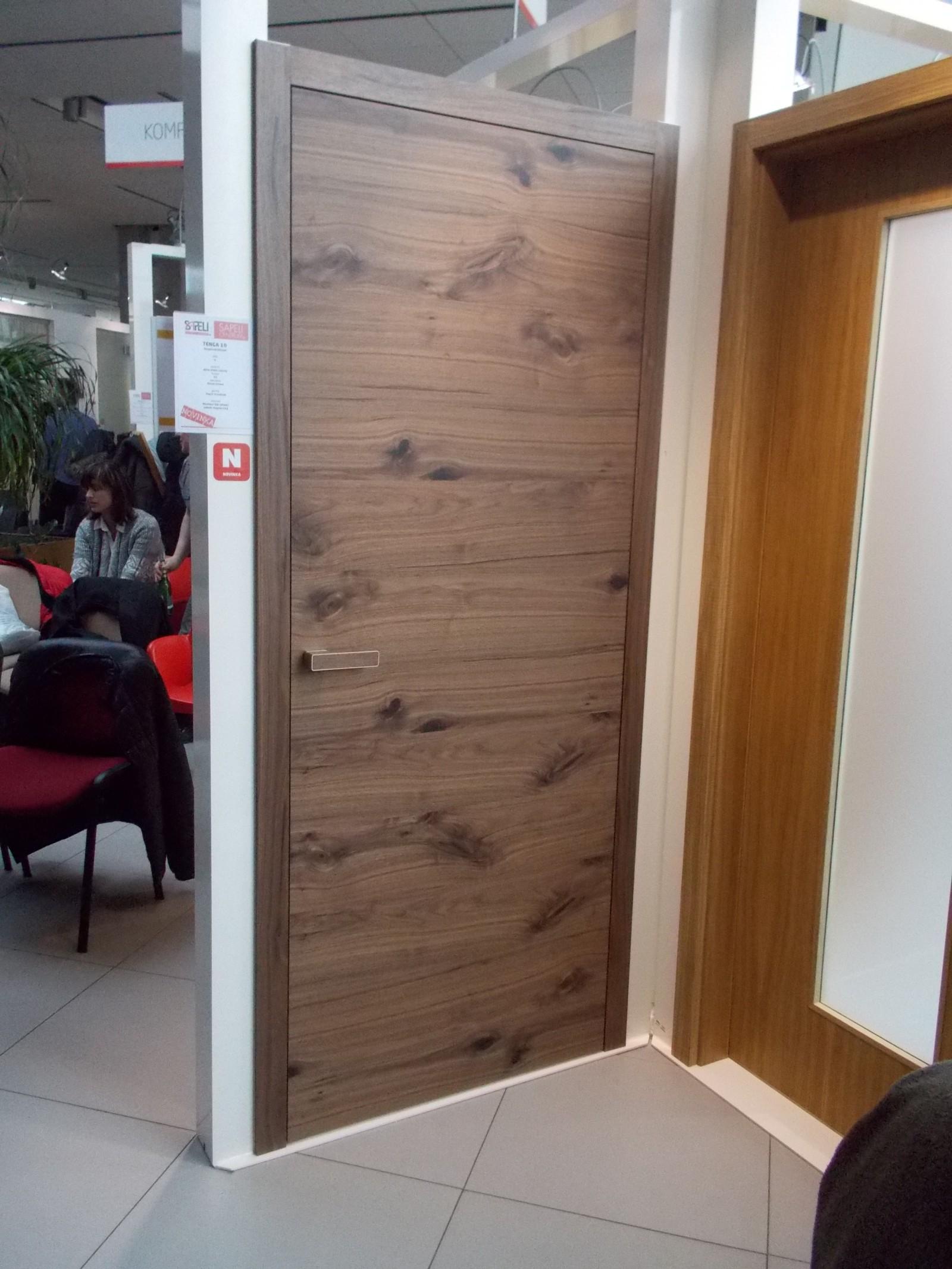 Dveře sapeli ceník 2015